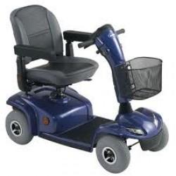 Scooter Leo 4 ruedas - Azul Onyx