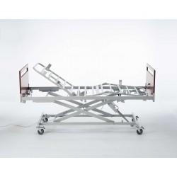 AlegioTMNG, 4 secciones, respaldo y sección superior piernas eléctricas, cremallera con asa en sección inferior piernas