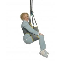 Higiene M - tejido extra acolchado y zonas reforzadas, con cinturón